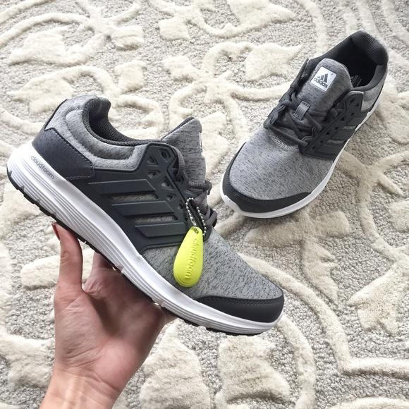 NWT Adidas GALAXY 3.1 W Grey Running Sneaker be62e0060